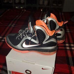 Nike Lebron 9s